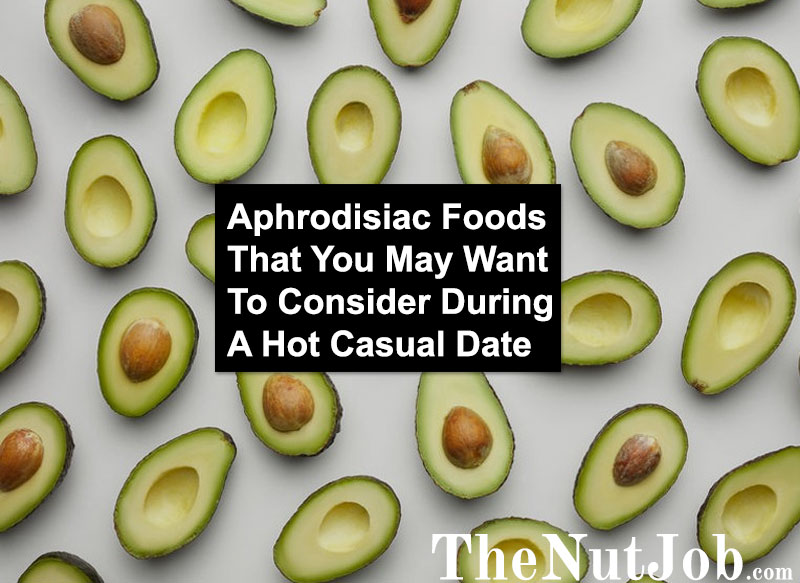 Aphrodisiac Foods to eat