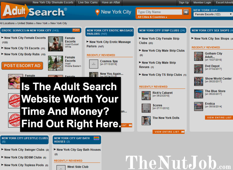 Adultsearch.com site