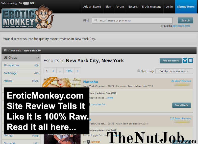 erotic monkey site reviews