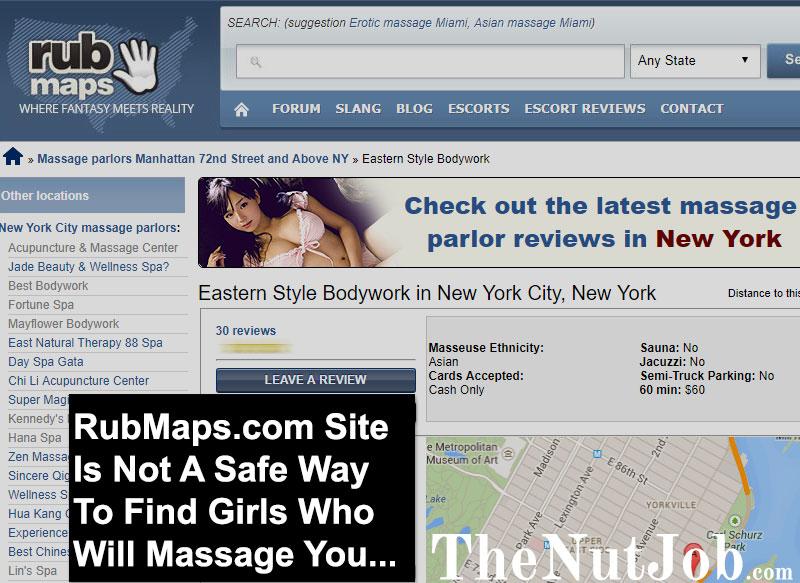 Rubmaps.com NYC