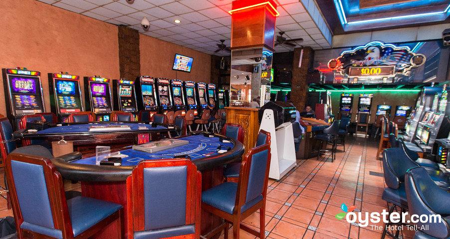 The Del Rey Casino Hotel