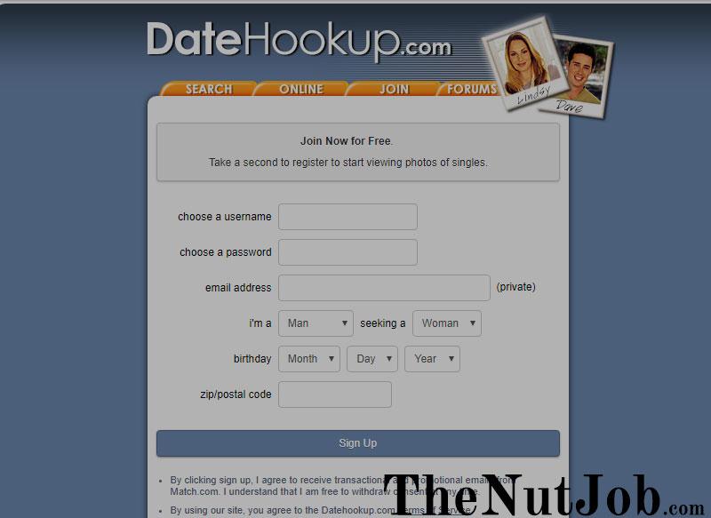 Datehookup join