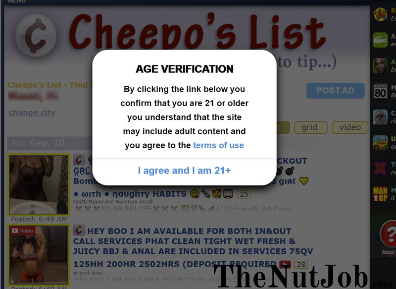cheeposlist review